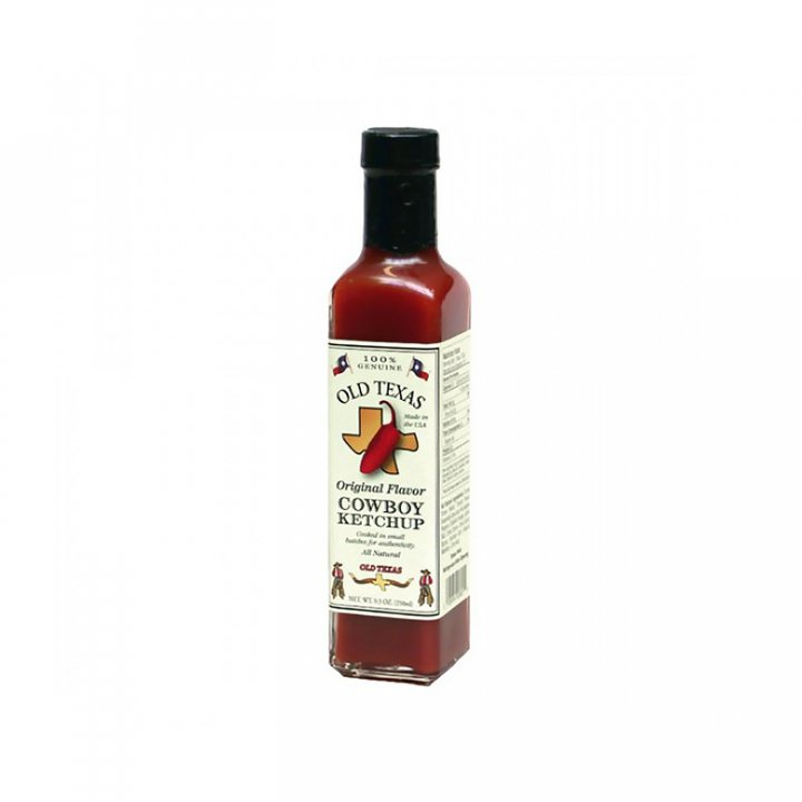 Old Texas Cowboy Ketchup 250 ml