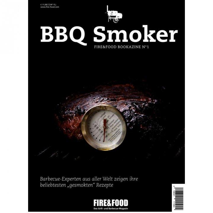 "Smoker Buch ""BBQ Smoker"", Bookazine No. 1"