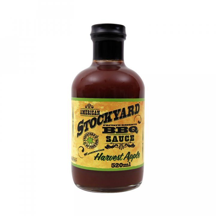 Stockyard Harvest Apple BBQ Sauce