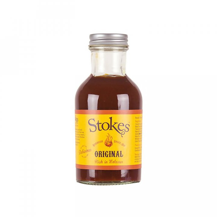 Stokes BBQ Sauce Original 250 ml