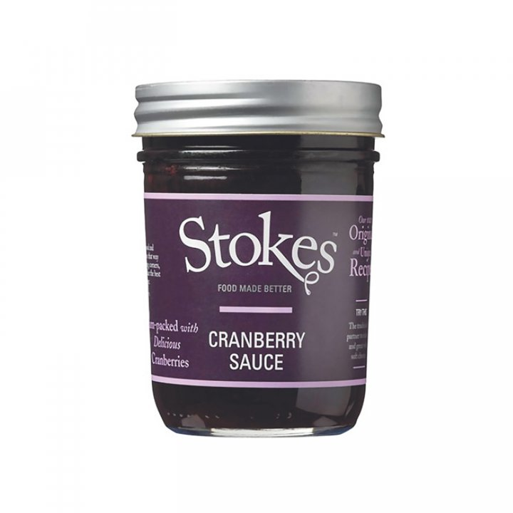 Stokes Cranberry Sauce 260 g