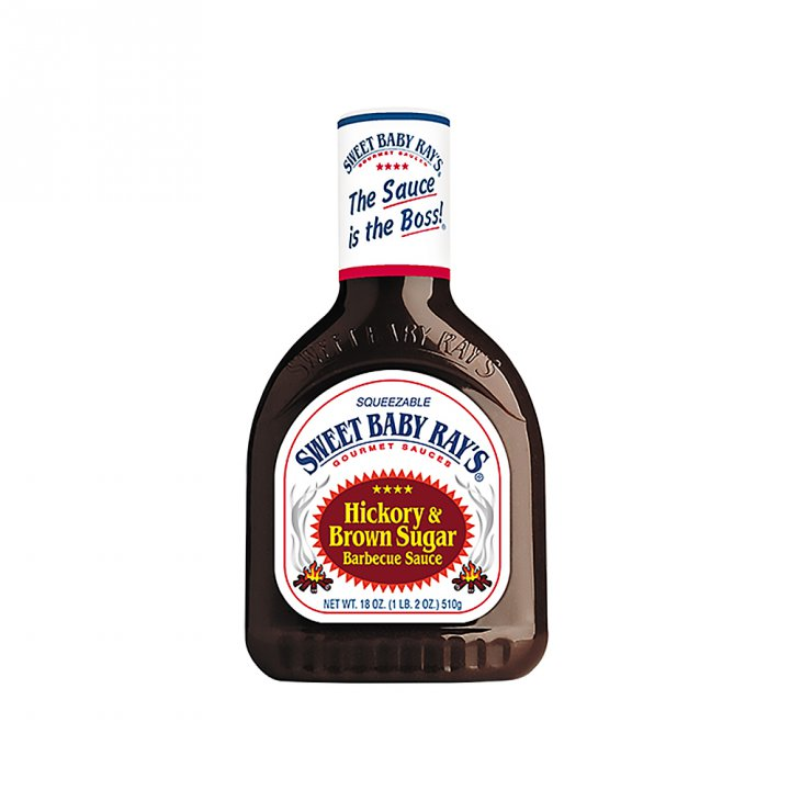 Sweet Baby Ray's BBQ Sauce Hickory Brown Sugar