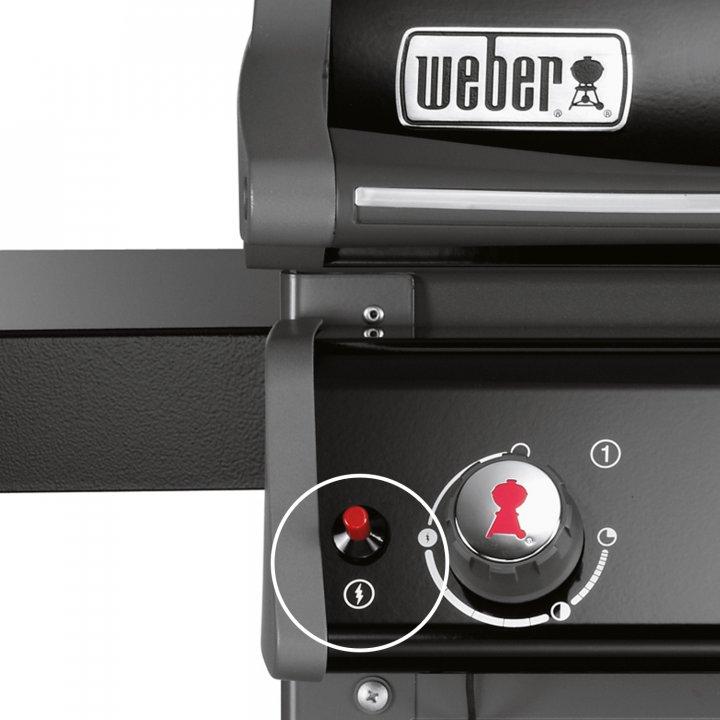 Weber Zünder-Kit Spirit Classic 300 Piezzo 2013