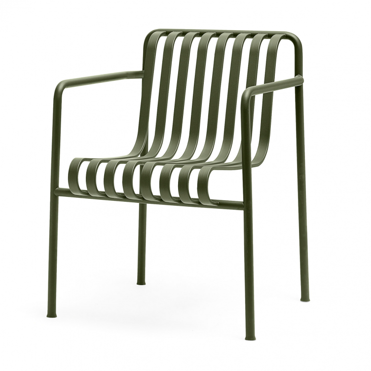 Sessel Dining Palissade Farbe olive