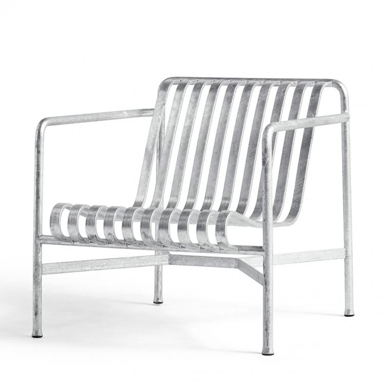 Stuhl Lounge Palissade Farbe hot galvanised