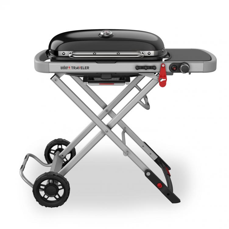 Weber Gasgrill Traveler Campinggrill 2021