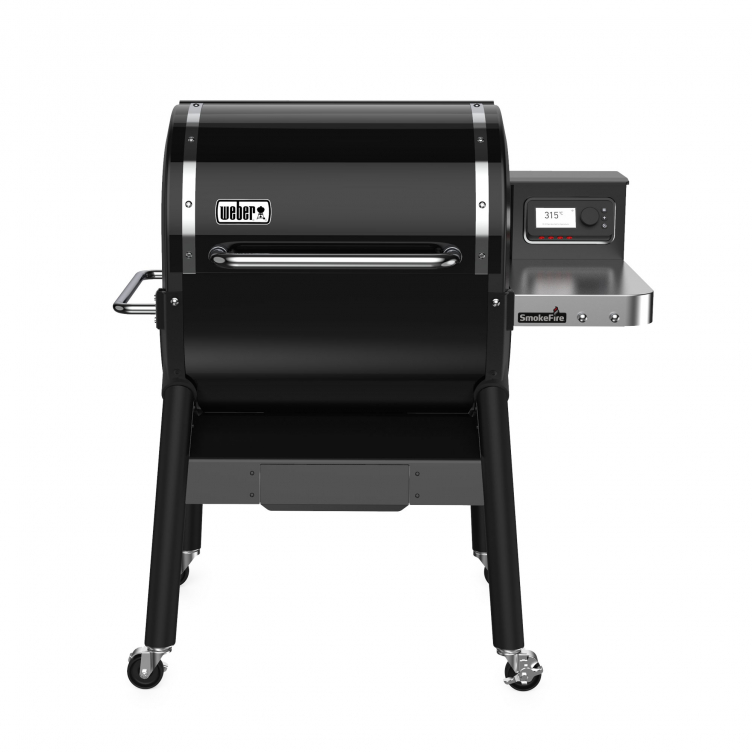 Weber SmokeFire EX4 Holzpelletgrill GBS, Black
