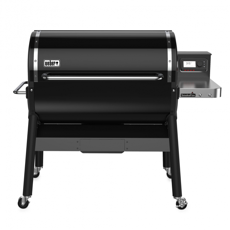 Weber SmokeFire EX6 Holzpelletgrill GBS, Black