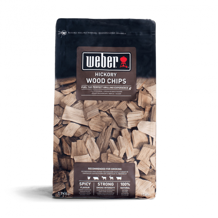 Weber Räucherchips Hickory