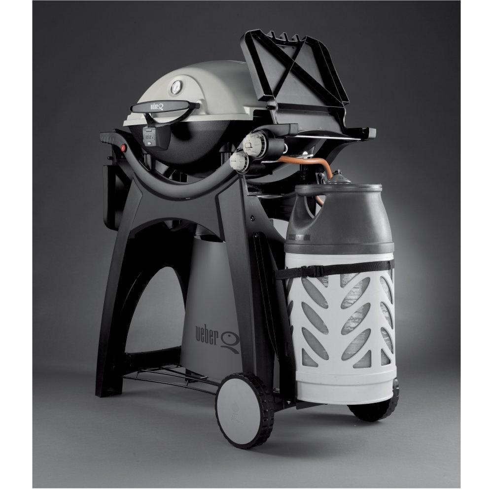 Weber gasflaschenhalter f r q 300 320 g nstig kaufen for Ersatzteile weber grill