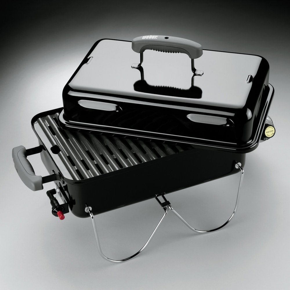 Weber grillrost go anywhere gas g nstig kaufen weststyle for Weber gasgrill go anywhere