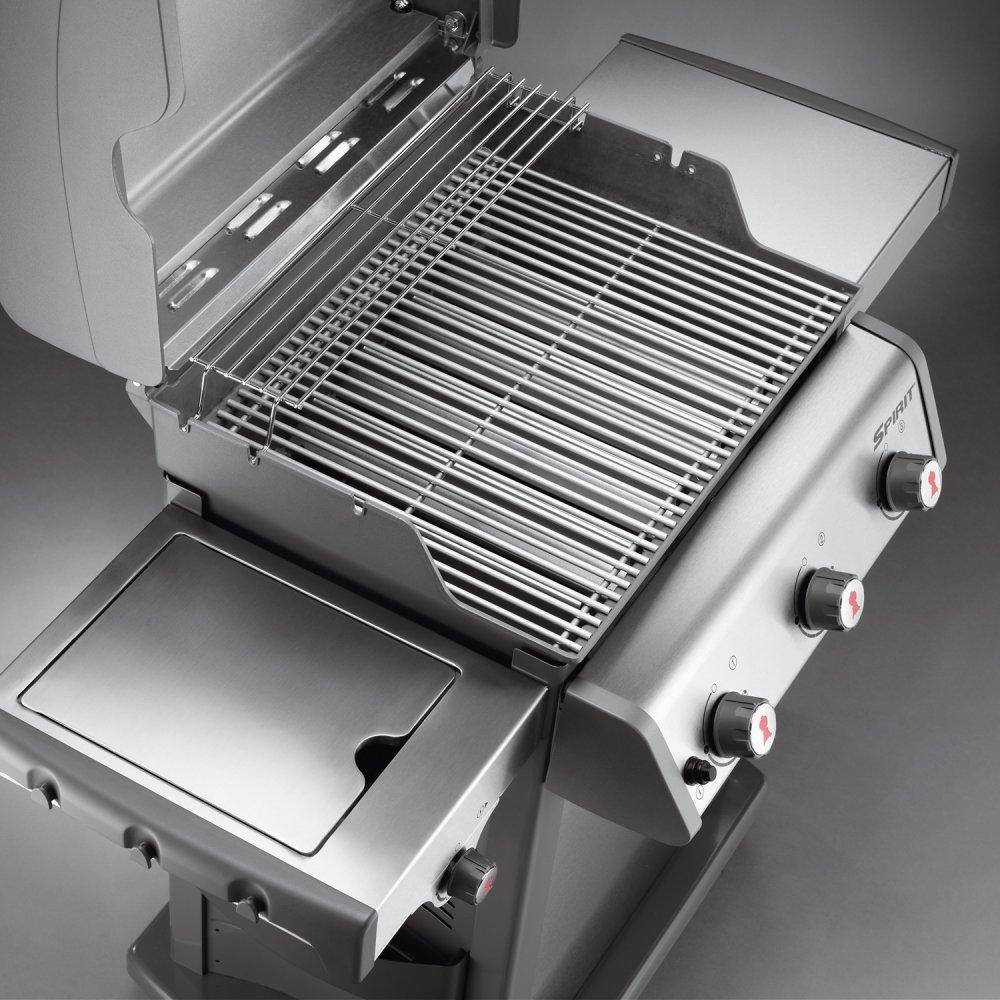 weber grillrost spirit 300 serie edelstahl alle modelle g nstig kaufen weststyle. Black Bedroom Furniture Sets. Home Design Ideas