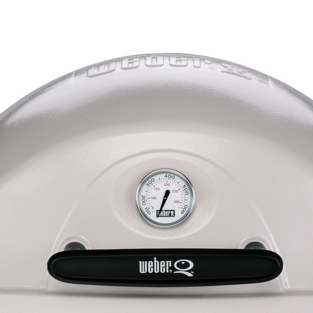 Weber deckelthermometer q 100 200 300 g nstig kaufen for Weber gasgrill q 1000