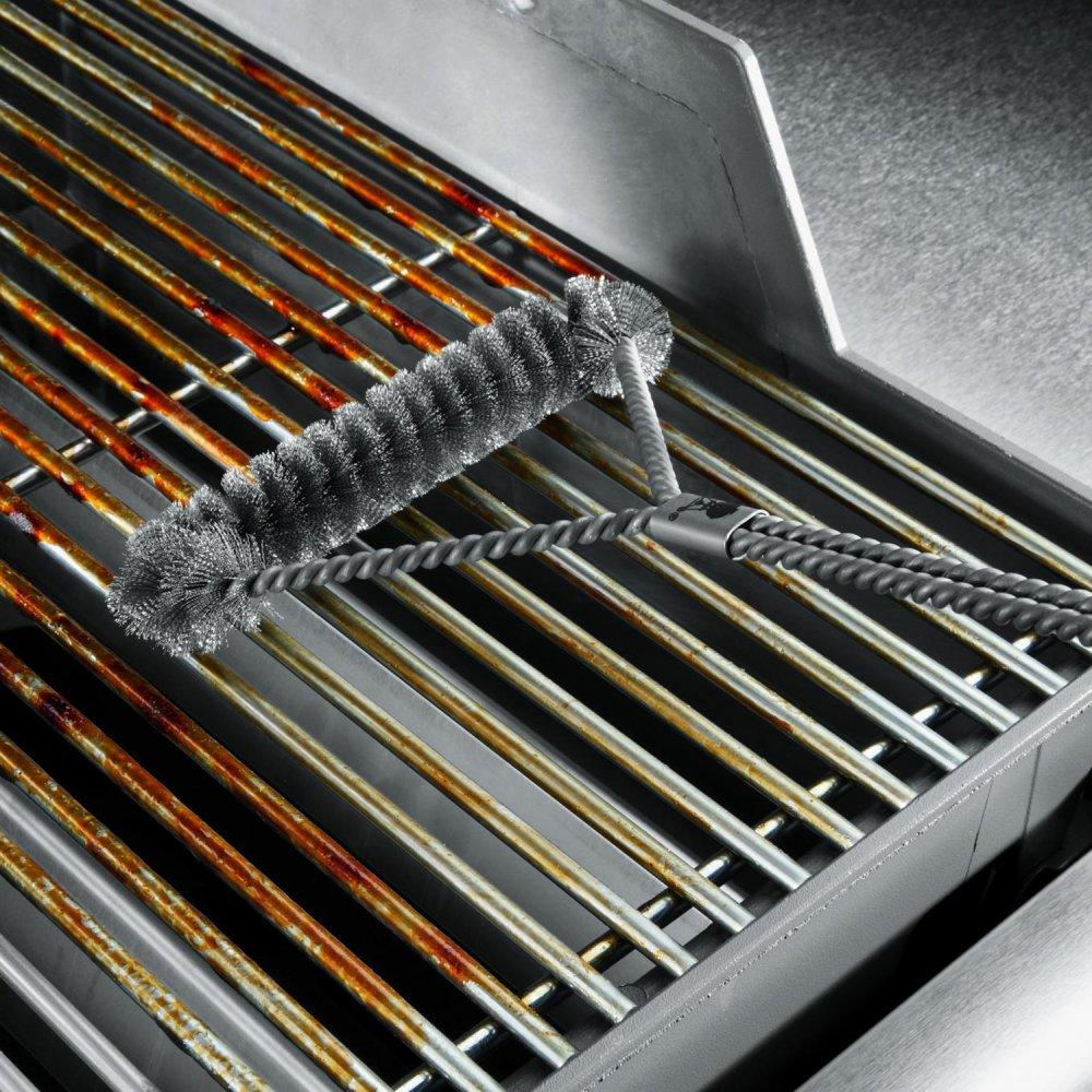 weber grillb rste dreiseitig 53 cm g nstig kaufen weststyle. Black Bedroom Furniture Sets. Home Design Ideas