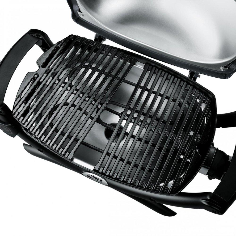 weber elektrogrill q 1400 maroon g nstig kaufen weststyle. Black Bedroom Furniture Sets. Home Design Ideas