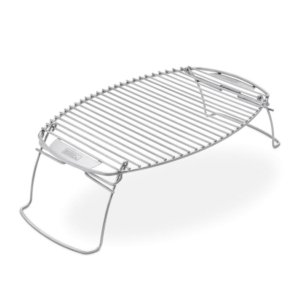 weber aufsatzrost summit charcoal g nstig kaufen weststyle. Black Bedroom Furniture Sets. Home Design Ideas