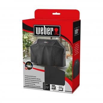 Weber Abdeckhaube Genesis II 400-Serie, Premium