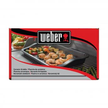 Weber Keramische Grillplatte