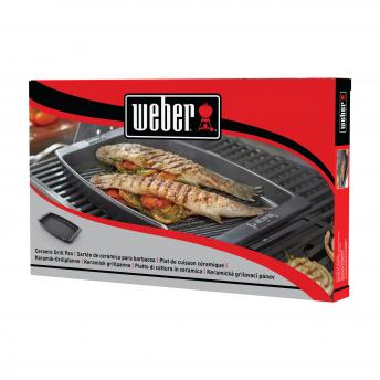 Weber Keramische Fischgrillplatte