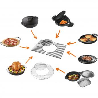 Weber Grillrost Summit - Gourmet BBQ System