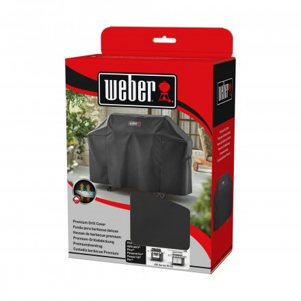 Weber Abdeckhaube Genesis II 400-Serie, Premium 2