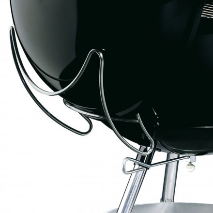 Weber Deckelhalter Slide-a-Side Edelstahl 2