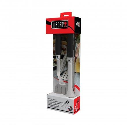 Weber Grillbesteck, Premium 2