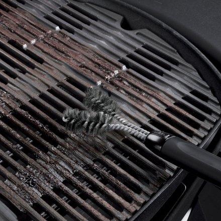 Weber Grillbürste für gusseiserne Oberflächen 2