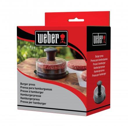 Weber Hamburgerpresse 2