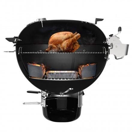 Weber Master Touch GBS Premium E-5770, 57 cm, Black 2
