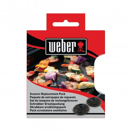 Weber Plancha-Spülbürste Ersatzkopf 2