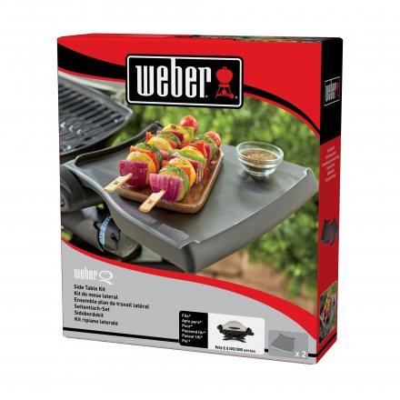 Weber Seitentisch Q 1000-Serie, 2er-Set 2