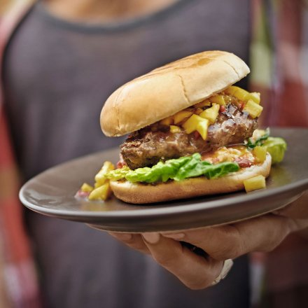 Webers Burger Set 2