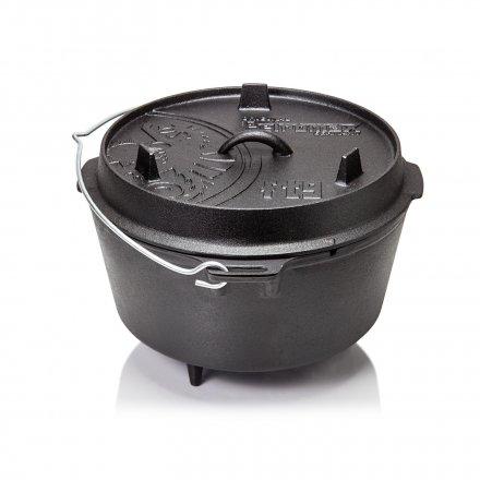 Petromax Feuertopf ft9 Dutch Oven, mit Füßen 2