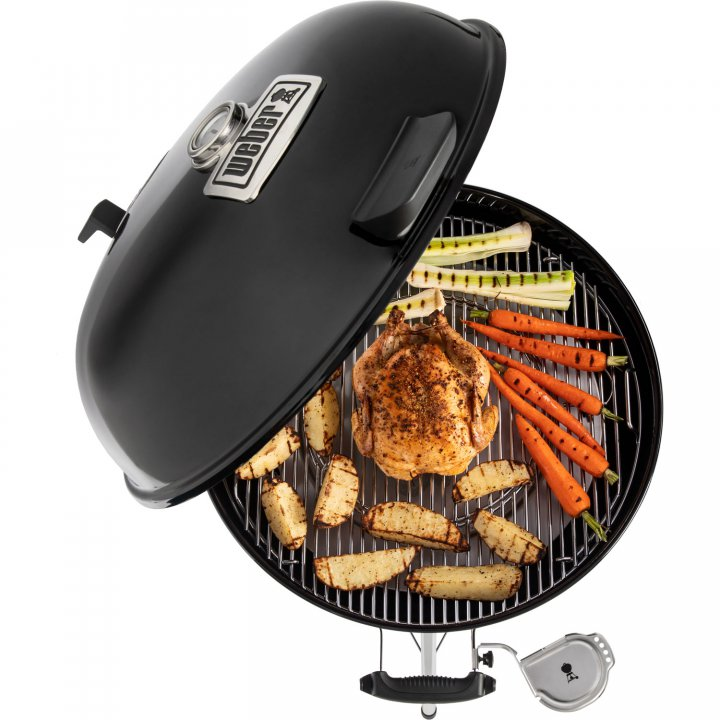 Weber Master Touch GBS Premium SE E-5775, 57 cm + Weststyle Edition 2