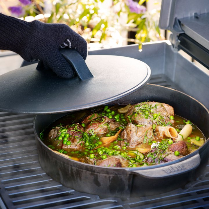 Weber Gourmet BBQ System - Dutch Oven Einsatz 2