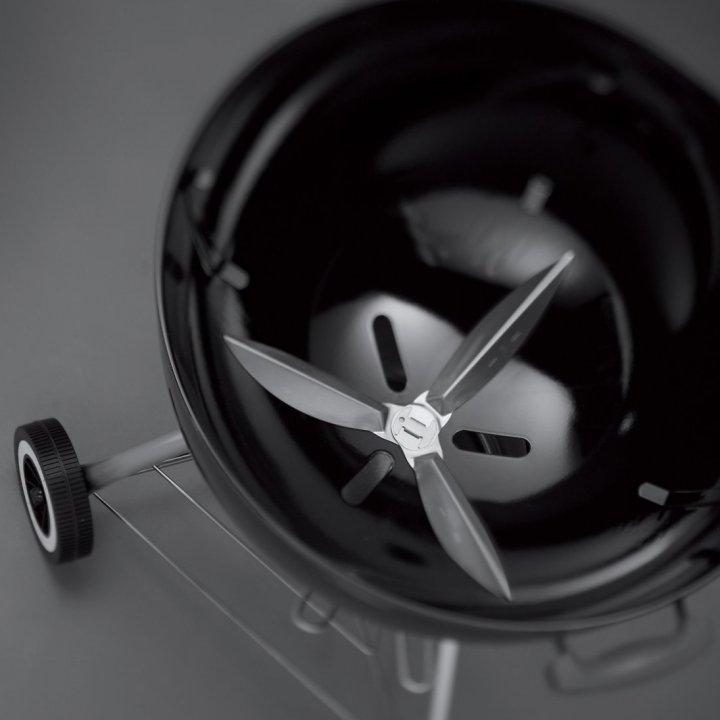Weber Flügelset One Touch 57 cm Edelstahl 2