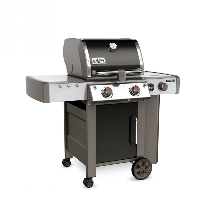 Weber Gasgrill Genesis ® II LX E-240™ GBS™, Black 2