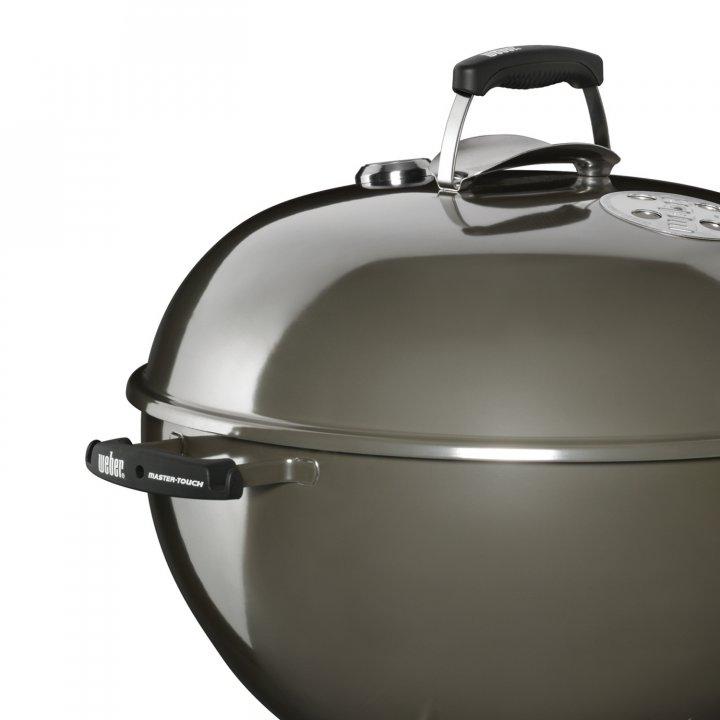 Weber Master-Touch GBS, 57 cm, Smoke Grey 2