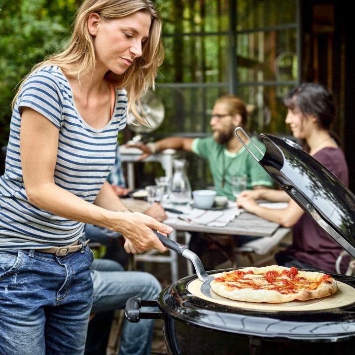 Weber Pizzaheber, Edelstahl 2