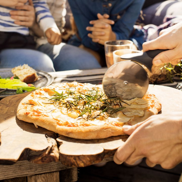 Weber Pizzaschneider 2