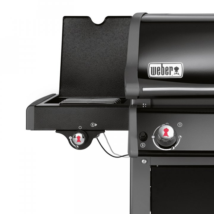 Weber Spirit E 220, Original GBS, Black 2