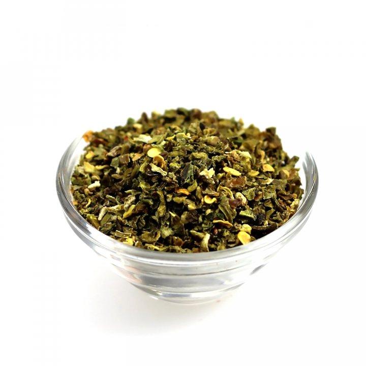 Ankerkraut Jalapeno grün, geschrotet 2