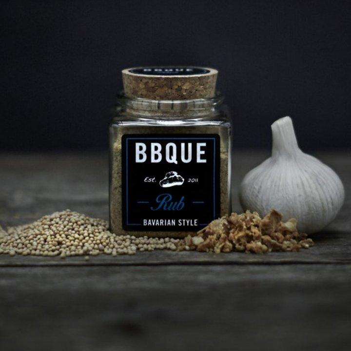 BBQUE Bavarian Style Rub 110 g 2