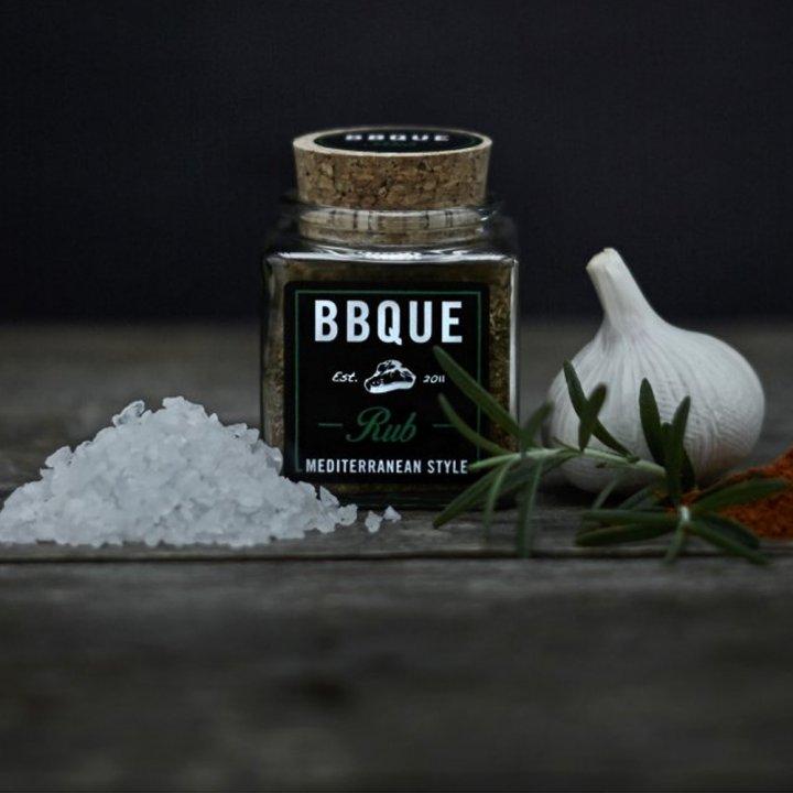 BBQUE Mediterranean Style Rub 70 g 2