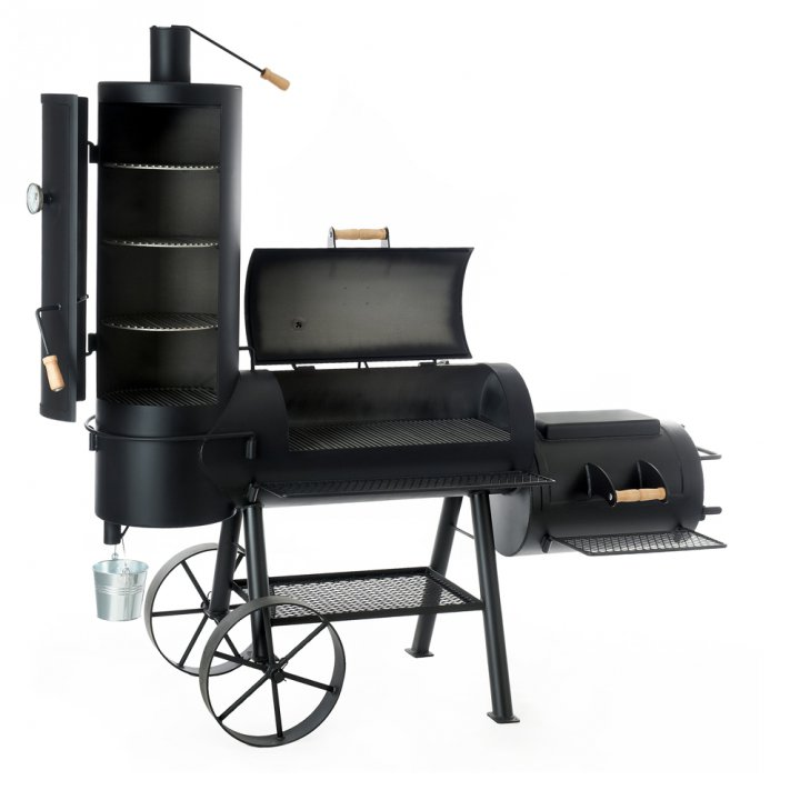 Joe's BBQ Smoker 16'' Chuckwagon 2