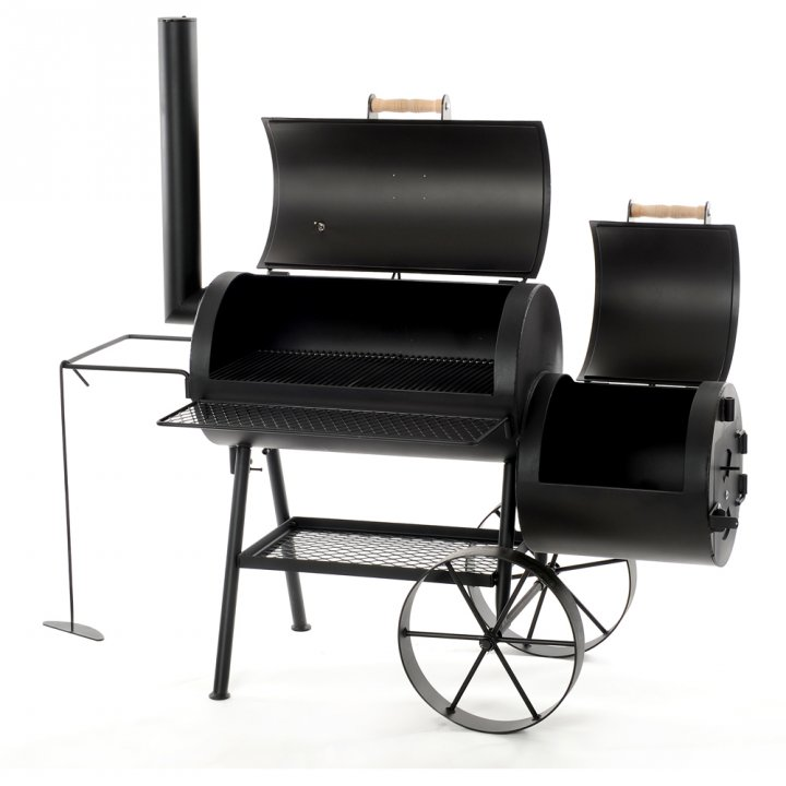 Joe's BBQ Smoker 16'' Tradition 2