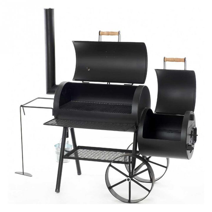 Joe's BBQ Smoker 16'' Wild West 2