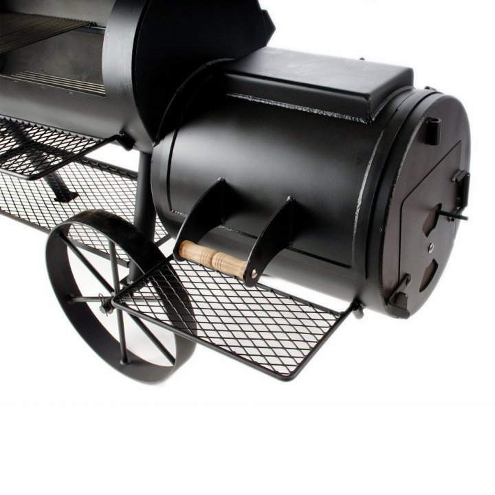 Joe's BBQ Smoker 20'' Chuckwagon Catering 2
