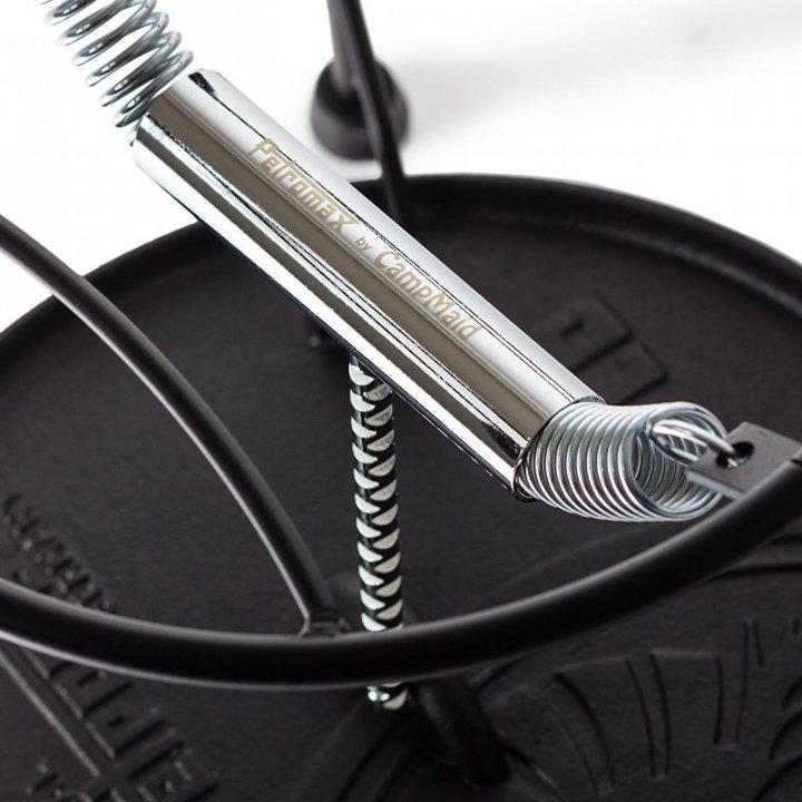 Petromax Feuertopf Deckelhalter pro-ft 2
